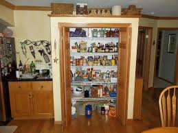 image of awesome kitchen pantry design