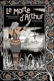 le morte d arthur king arthur the knights of the round table by sir thomas malory aubrey beardsley hardcover barnes noble