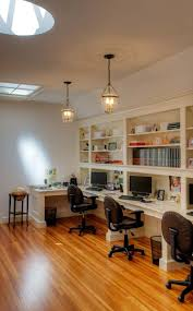 family home office. multi station family home office a