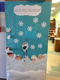 winter door decorating contest. We Had A Disney Themed Door Decorating Contest. This Especially Seemed Appropriate As It Was Winter Contest E