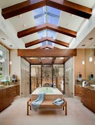 lighting beams. Vaulted Ceiling Beam Ideas Post And Lighting Beams Paint Support