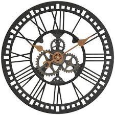 gear wall clock wall clock