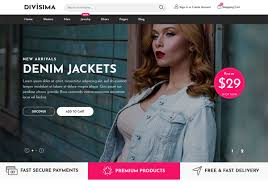 24 Best Free Ecommerce Website Templates 2019 Colorlib
