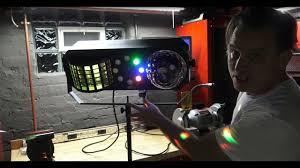 light show on a stick adj s lts 6 system the boom box fx1