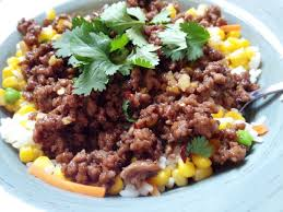 asian ground beef recipes. Simple Recipes Iu0027m Always Looking For Different Recipes That Use Ground Beef I Feel Like  Beef Is Often Times Soblah Spaghetti Hamburgers Tacosblah Blah  With Asian Ground Beef Recipes G