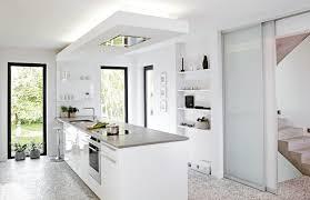 Weiße Küche Arbeitsplatte Weiae Kuche Angenehm Weise Graue Bnbnews