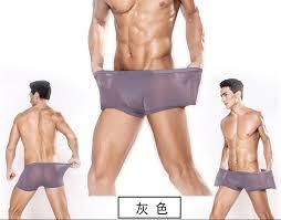 Hot gay man in underwear