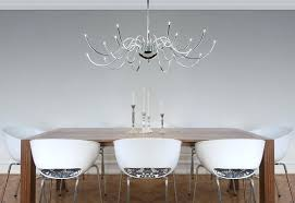 size of chandelier for dining table visual size of rectangular chandelier for dining table