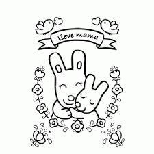 Mooie Moederdag 2019 Kleurplaten Leuk Voor Kids