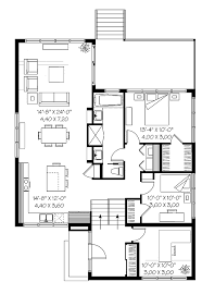Modern Home Design  Modern Split Level House Plans DesignsPrint this floor plan Print all floor plans