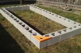 Small Picture Cinder Block Vegetable Garden Gardening Ideas