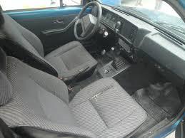 Vauxhall T car - Chevrolet Chevette Brazil