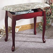 contemporary vanity stools and benches  bench decoration