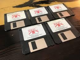 John Romeros Doom Ii Floppy Disks Sell For Over 3 000