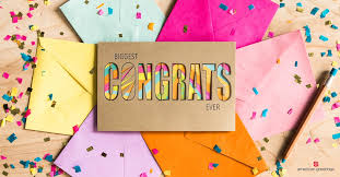 Congratulation Messages American Greetings
