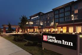 exterior view hilton garden inn boston logan airport