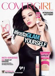 katy perry looks overly photoped in her latest cover ads