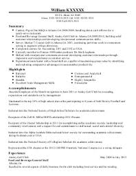 Analytic Consultant Resume Sample - Augustais