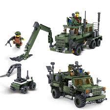 <b>Конструктор KAZI</b> *<b>Инженерные</b> войска* - 84040 - KY84040 ...
