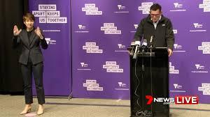 Daniel andrews premier daniel andrews. 7news Melbourne Coronavirus Update Victorian Premier Daniel Andrews Facebook