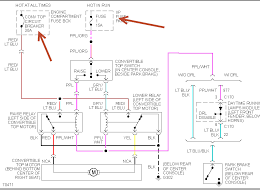 2000 mustang convertible top motor wiring diagram my wiring diagram 2000 mustang convertible top motor wiring diagram wiring diagram 2000 mustang convertible top motor wiring diagram