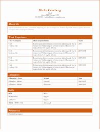 Designer Resume Templates Pretty resume templates free best of graphic designer resume 80