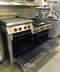 open oven in kitchen. wolf 60 range c60ss-6b24g (24 griddle+broiler/6 open burner/ oven in kitchen v