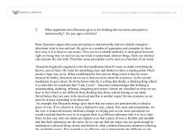 descartes essay questions rene descartes essay questions