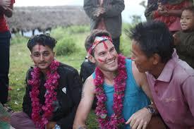 Avery Baker in Nepal.jpg   School of Geography, Development & Environment