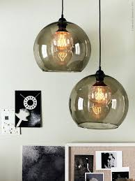 stunning lighting string lights hanging lamps with glass and white wall pictures plug in ikea amusing