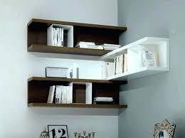 modern wall bookshelves book shelves decorative shelf decor childrens mounted bookshelf