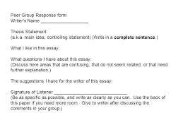 the art of helping your students help themselves ppt peer group response form