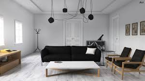 scandinavian lighting. making of scandinavian interior with sketchup vray and photoshop lighting