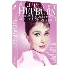 Audrey Hepburn 7-Film Collection DVD ...