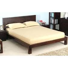 king size wood bed frame – zoccastreetfood.info