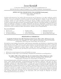 Federal Resume Examples Free Templates In Perfect Resume