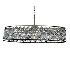crystal drop chandelier inch oval crystal chandelier clarissa crystal drop rectangular chandelier reviews