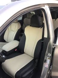 2019 subaru ascent custom seat covers leatherette