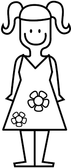 Small Picture dress coloring page for girls printable free dress coloring