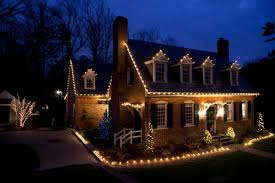 outdoor home lighting ideas. Home-with-christmas-lights-richmond Outdoor Home Lighting Ideas