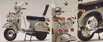 vespa the mod < above is the box art of the completed model