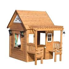 cascade playhouse wooden playhouses backyard discovery pictures of homemade playhouses