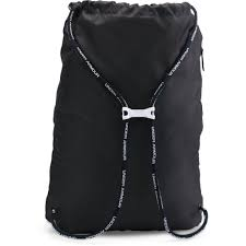 under armour undeniable sackpack. under armour black undeniable sackpack e