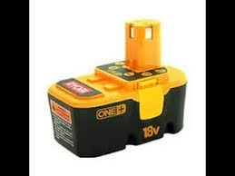 Ryobi Battery Comparison Chart How To Charge A Dead Ryobi 18 Volt Rechargeable Battery It Works