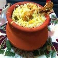 Image result for pot biryani