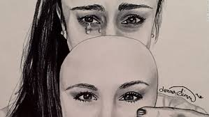 anorexic face drawing. Brilliant Drawing With Anorexic Face Drawing A