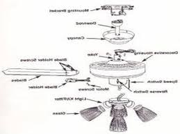 hampton bay ceiling fan parts blades