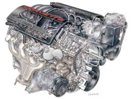 gm gen v lt engine details gm high tech performance magazine gm gen v lt1 engine sketch right