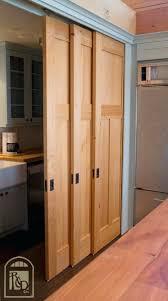 sliding closet doors and third within 3 door bypass wood thi