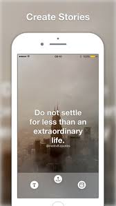 Quote Creator Motiv100 Insta Quote Creator Add Text on Your Images App Data Review 93